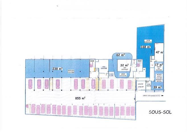 Bureau Vente 63100 CLERMONT FERRAND