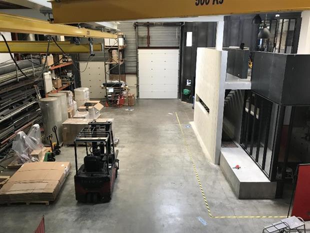 Entrepôt Location 38180 SEYSSINS
