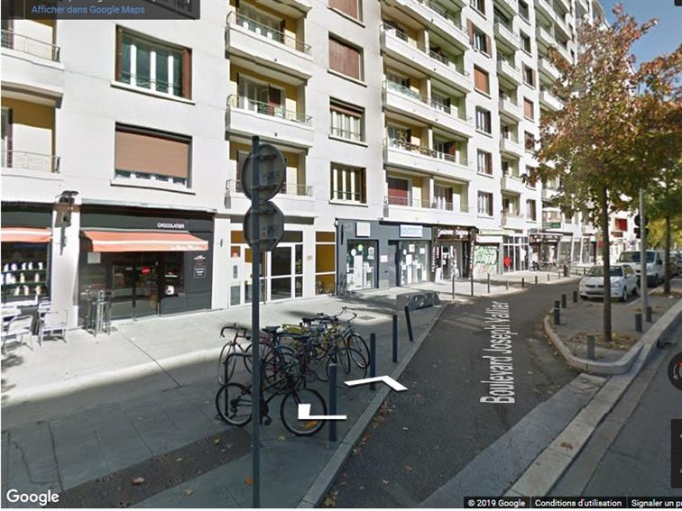 Local commercial Location 38000 GRENOBLE
