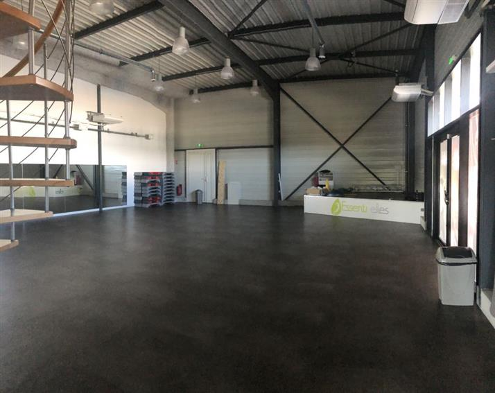 Local commercial Cession 38300 BOURGOIN JALLIEU