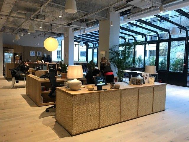 Coworking Location 75017 PARIS