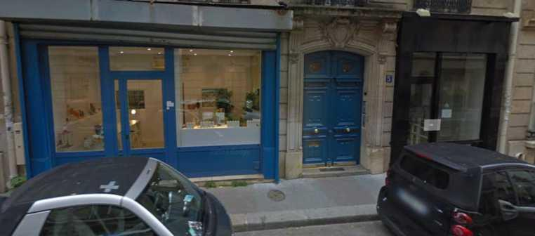 Local commercial Location 75016 PARIS 5 RUE PICOT