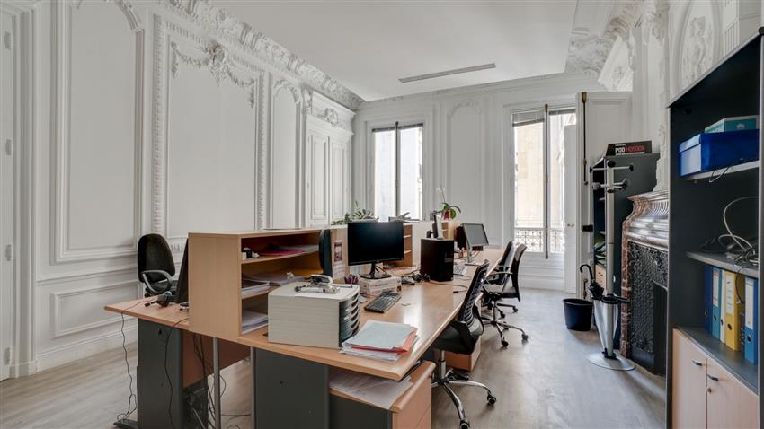 Bureau Location 75008 PARIS