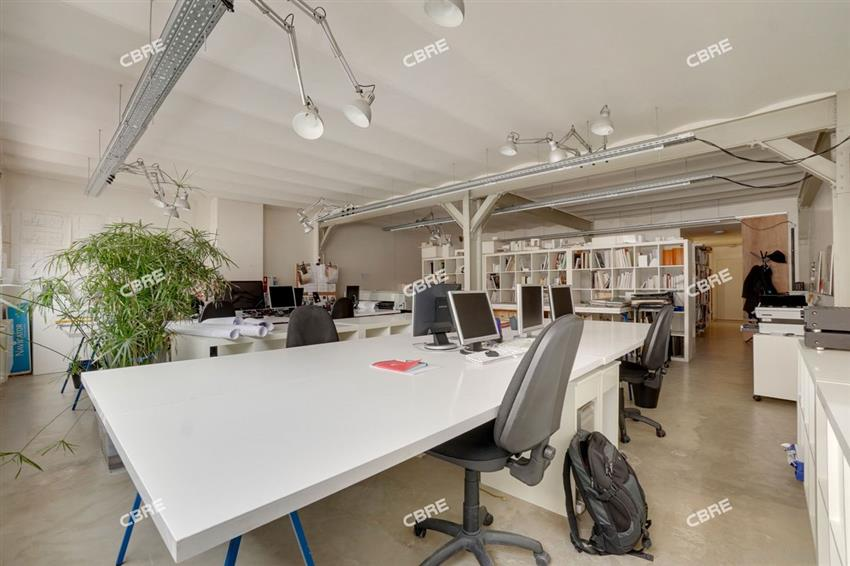 Bureau Location 75011 PARIS 25 RUE DU MOULIN JOLY