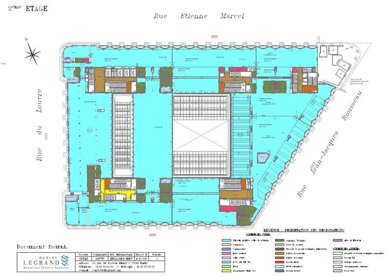 Bureau Location 75001 PARIS 50-52 RUE DU LOUVRE