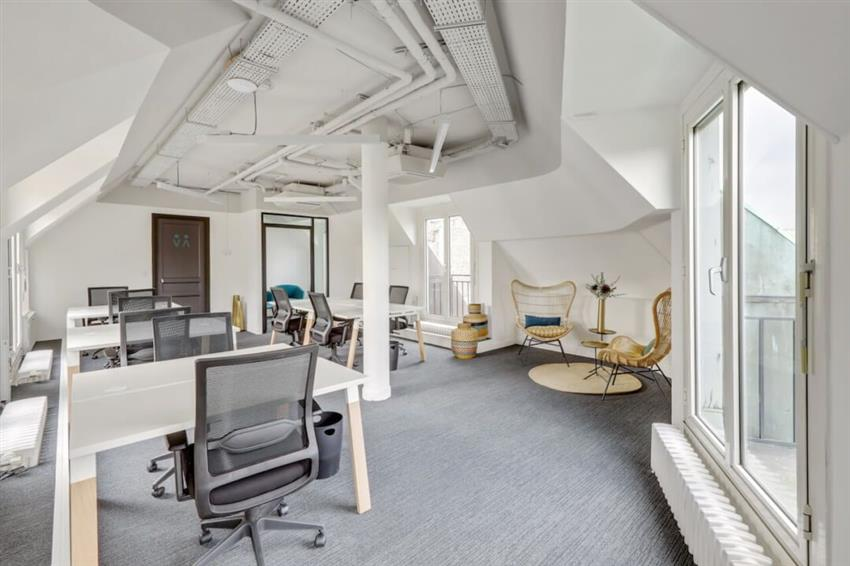 Coworking Location 75002 PARIS