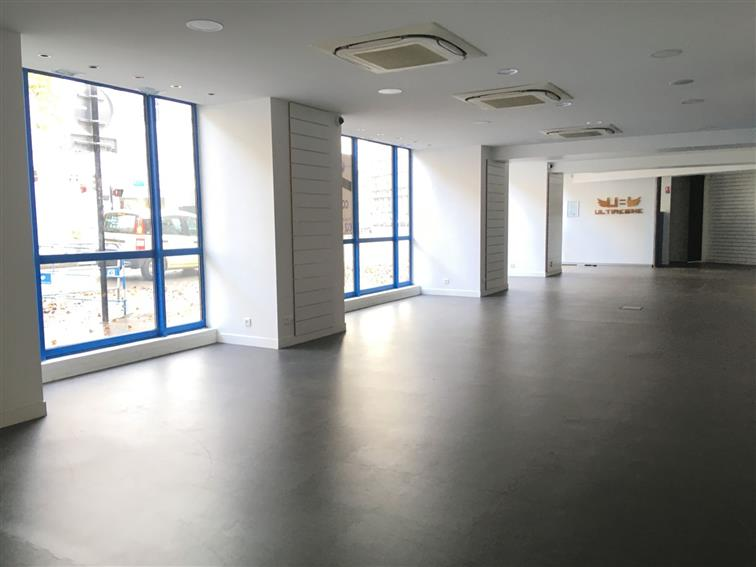 Local commercial Location 44100 NANTES
