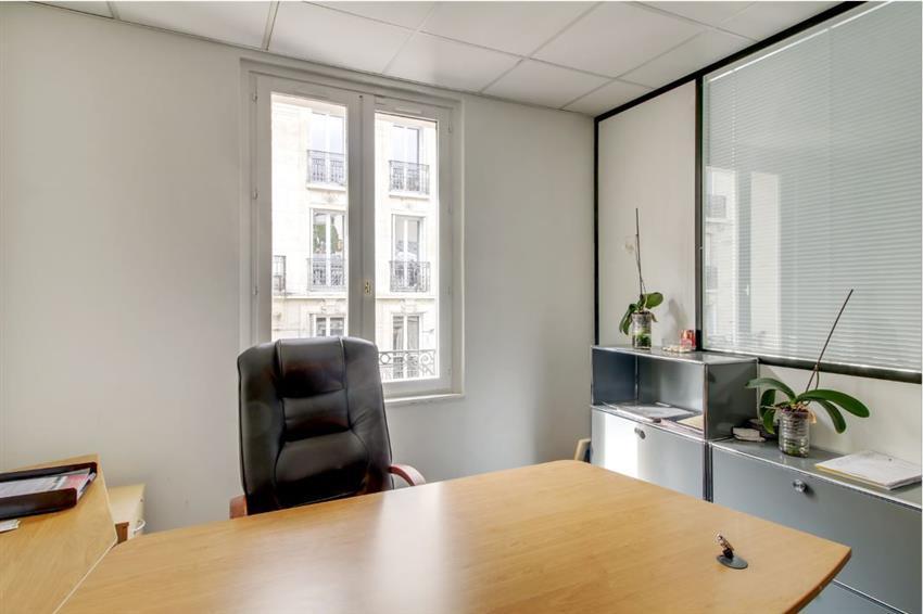 Bureau Location 75017 PARIS 14 RUE DU PRINTEMPS