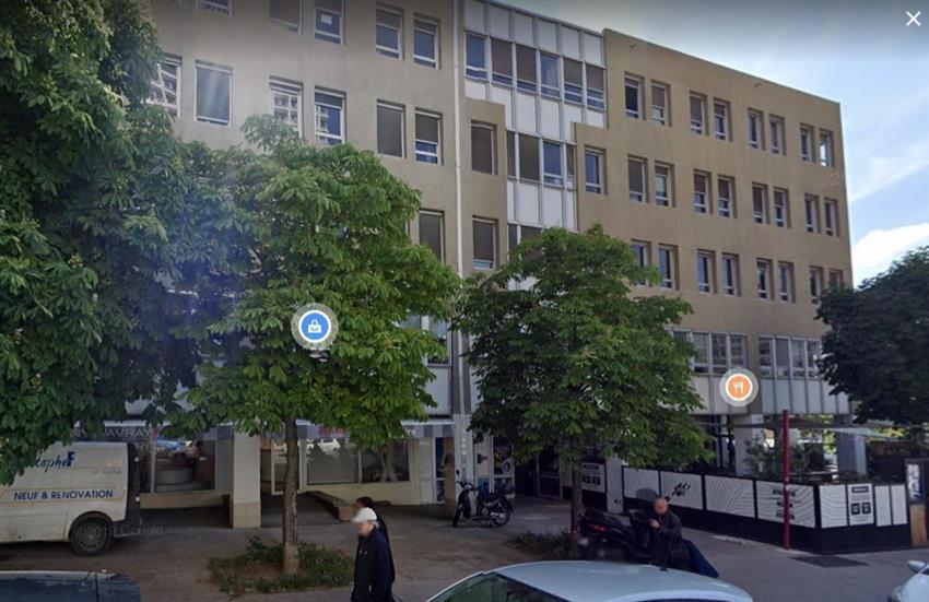 Bureau Vente/Location 13006 MARSEILLE