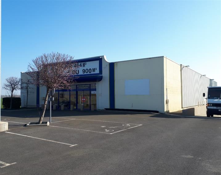 Local commercial Location 14150 OUISTREHAM