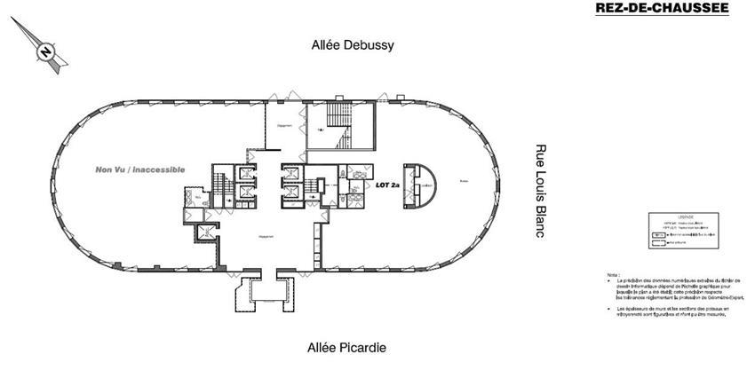 Bureau Location 92400 COURBEVOIE 47 RUE LOUIS BLANC