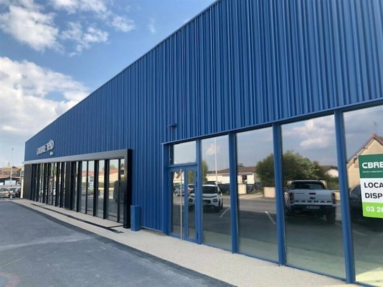 Local commercial Location 51350 CORMONTREUIL