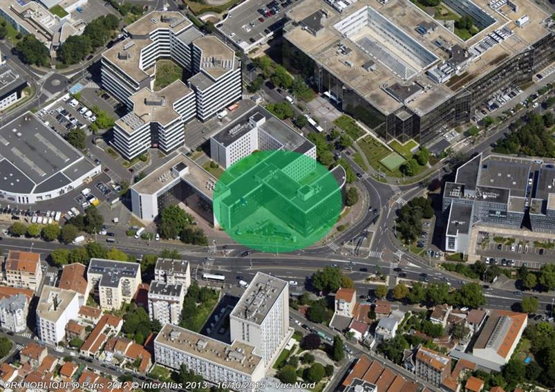Bureau Location 92000 NANTERRE 177 AVENUE GEORGES CLEMENCEAU