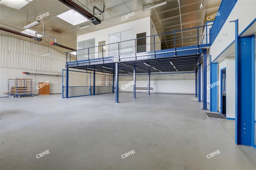 Entrepôt Location 94240 L'HAY LES ROSES