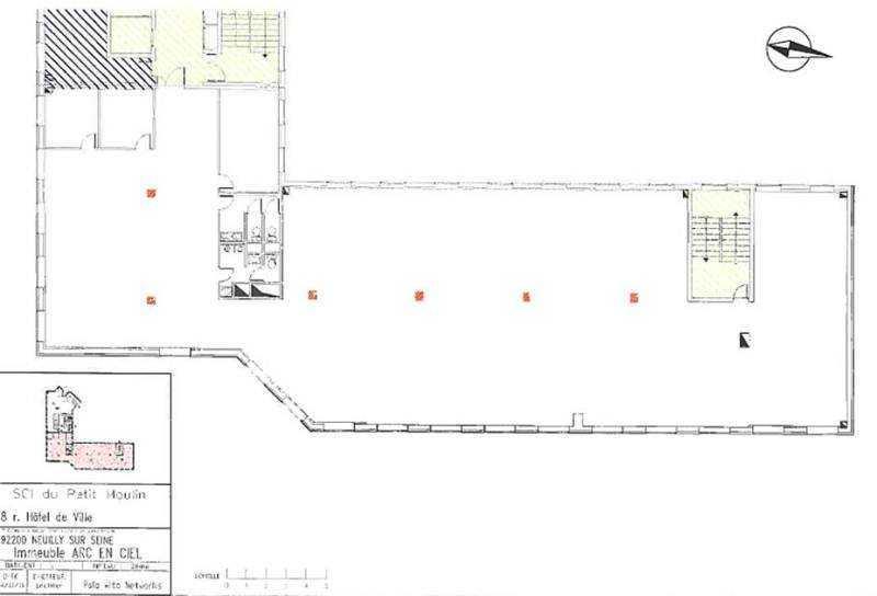 Bureau Location 92130 ISSY LES MOULINEAUX 2-4 BOULEVARD DES ILES