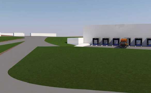 Entrepôt Location 02200 PLOISY