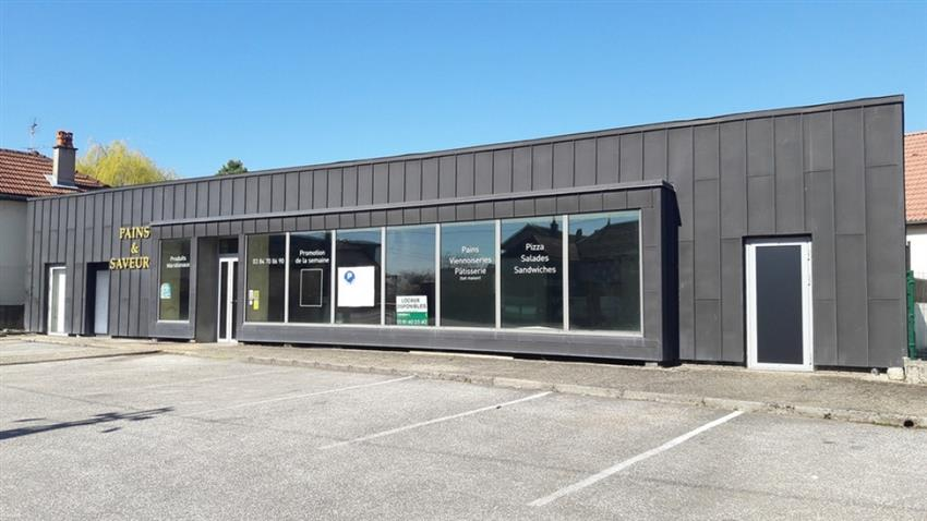 Local commercial Location 39100 DOLE