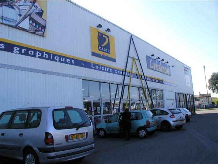 Local commercial Location 31200 TOULOUSE