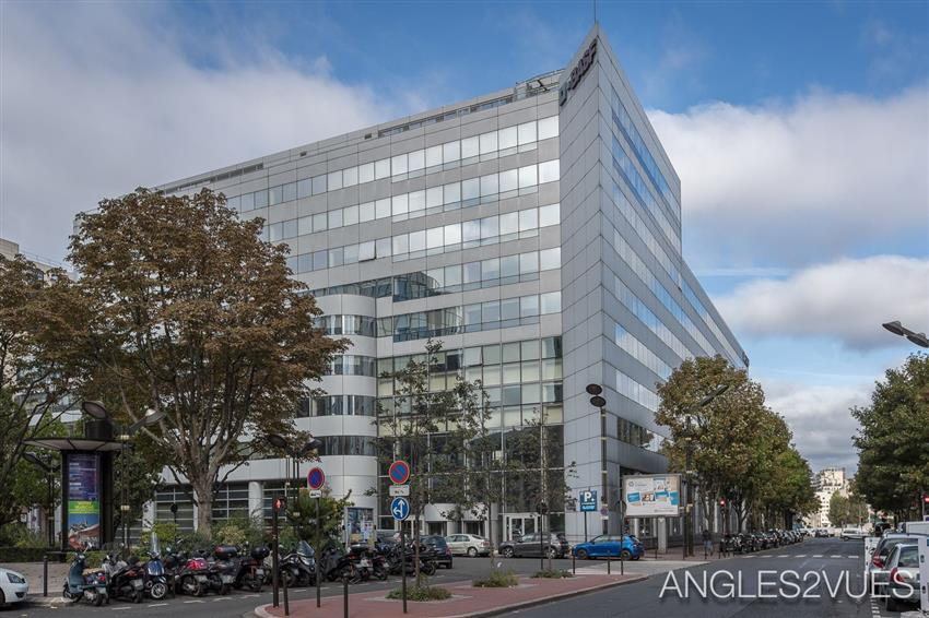 Bureau Location 92300 LEVALLOIS PERRET 49 AVENUE GEORGES POMPIDOU