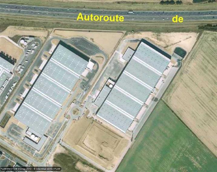 Entrepôt Location 77164 FERRIERES EN BRIE