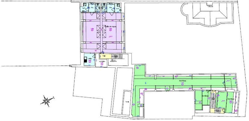 Coworking Location 75003 PARIS 17-19 RUE MICHEL LE COMTE