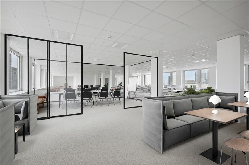 Bureau Location 92800 PUTEAUX 1 AVENUE DU GENERAL DE GAULLE