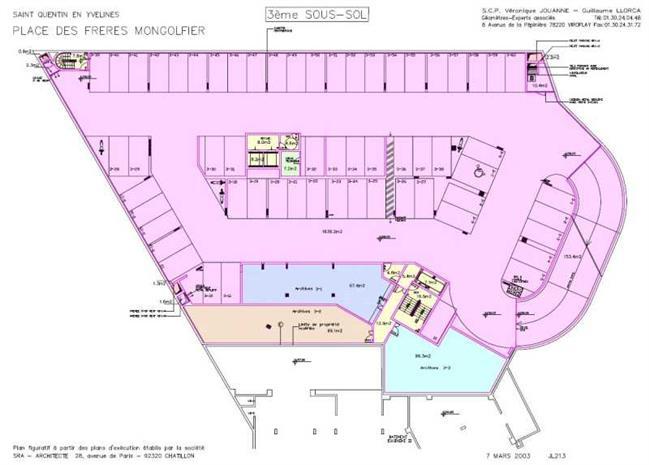 Bureau Location 78280 GUYANCOURT 5-6 PLACE DES FRERES MONTGOLFIER