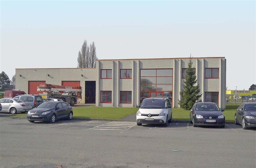 Entrepôt Location 59320 HALLENNES LEZ HAUBOURDIN