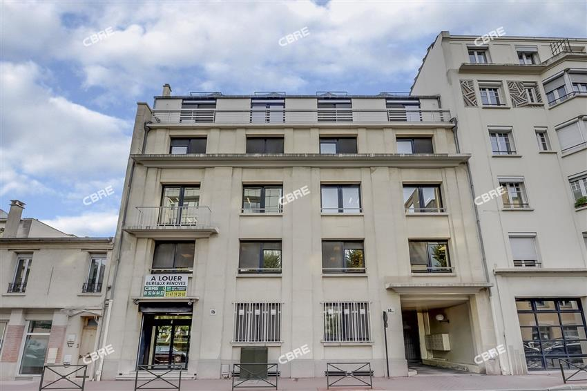 Bureau Location 92300 LEVALLOIS PERRET 16 RUE ANTONIN RAYNAUD