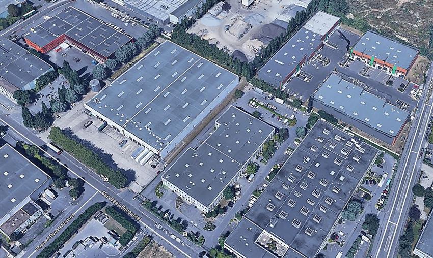 Entrepôt Location 93600 AULNAY SOUS BOIS