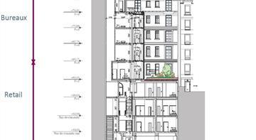 Bureau Location 75008 PARIS 123 AVENUE DES CHAMPS ELYSEES