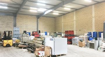 Entrepôt Location 95350 ST BRICE SOUS FORET