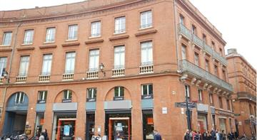 Local commercial Location 31000 TOULOUSE
