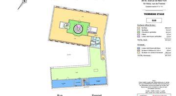 Bureau Location 75116 PARIS 38-40 AVENUE DE NEW YORK