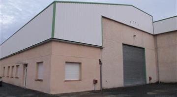 Entrepôt à louer 01480 JASSANS RIOTTIER