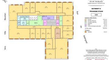 Bureau Location 94110 ARCUEIL
