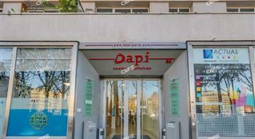 Bureau à louer 75019 PARIS 84 QUAI DE LA LOIRE