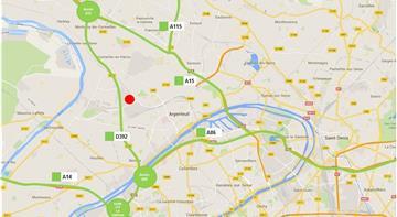 Entrepôt Location 95100 ARGENTEUIL