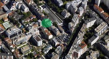 Bureau Location 92100 BOULOGNE BILLANCOURT 11 RUE DE VANVES