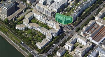 Bureau Location 92150 SURESNES 11-13 RUE SALOMON DE ROTHSCHILD