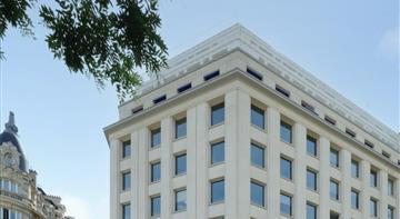 Bureau à louer 75116 PARIS 42 AVENUE RAYMOND POINCARE