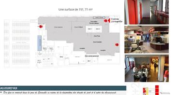 Bureau Location 92310 SEVRES 7 AVENUE DE LA CRISTALLERIE
