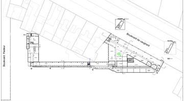 Bureau Location 75015 PARIS 39-49 BOULEVARD DE VAUGIRARD