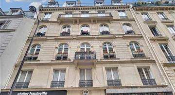 Bureau à louer 75010 PARIS 74 RUE D'HAUTEVILLE