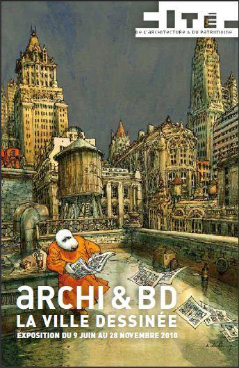ARCHI & BD : La Ville Dessinée