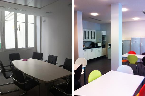 Les bureaux de Blini à Paris 8ème