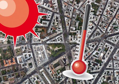 Météo bureau : douceurs des températures – Etat du marché au 3ème trimestre 2010