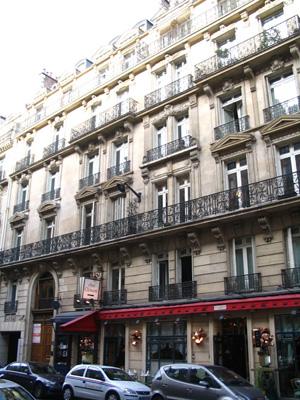Les bureaux d'IDSUD à Paris 8ème