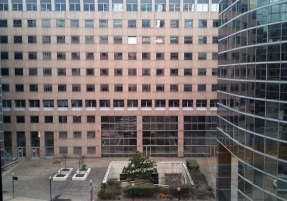 Les bureaux d'ISPA Consulting à La Défense