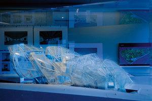 Le futur «Nuage de Verre» de LVMH par l'architecte américain Franck O. Gehry